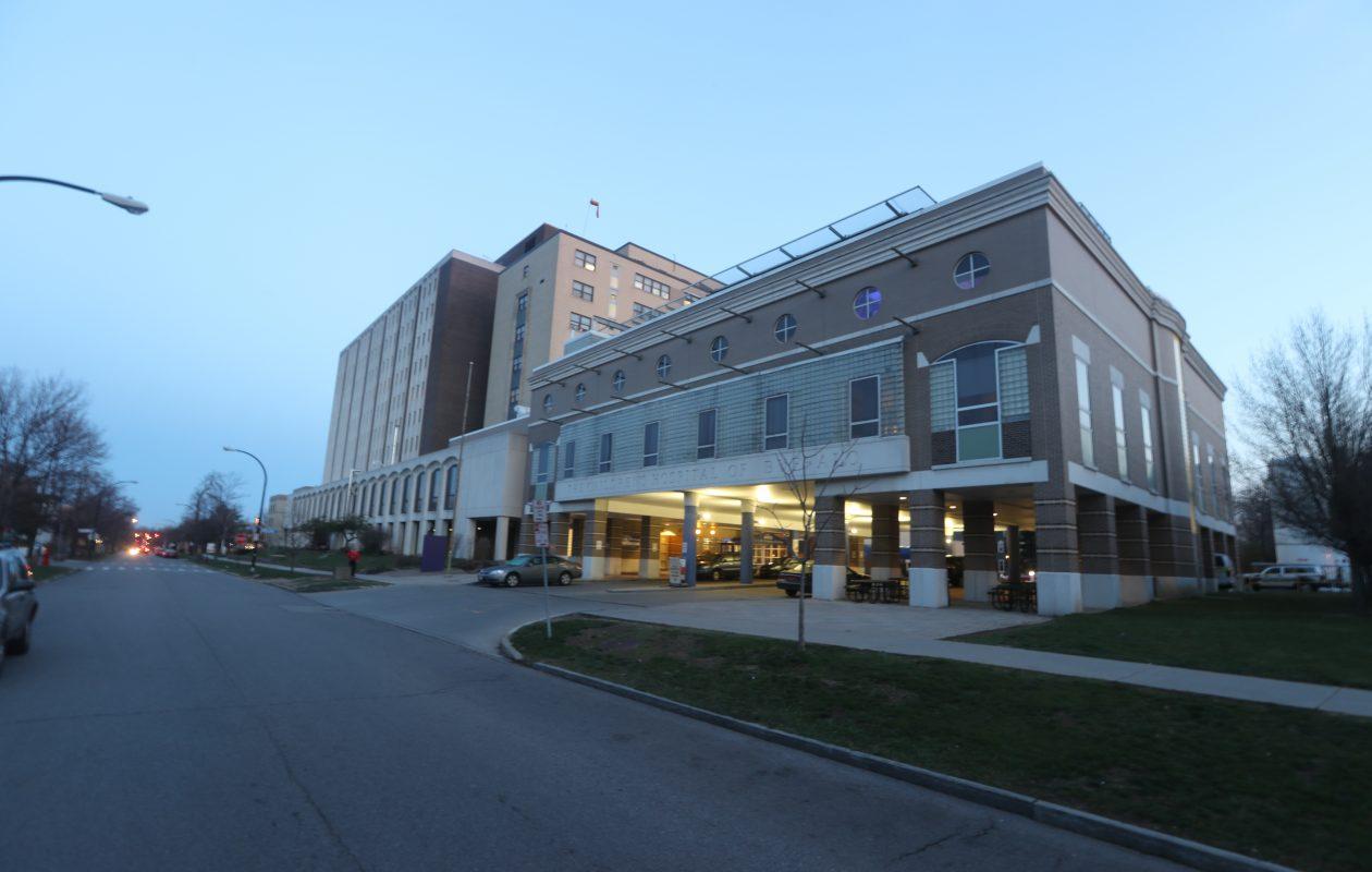 Women & Children's Hospital of Buffalo on Bryant Street will close in November when Oishei Children's Hospital opens on the Buffalo Niagara Medical Campus.    (John Hickey/Buffalo News file photo)