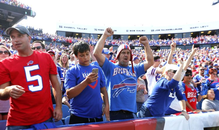 Bills game forecast: Sunny skies and tranquil temperatures