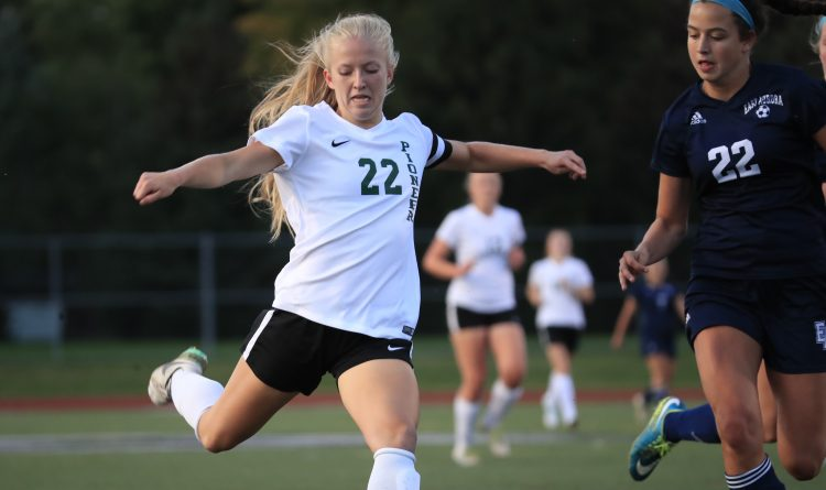 Ever-appreciative Meghan Root returns with vengeance for Pioneer girls soccer