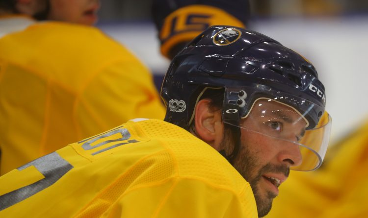 Sabres' Scandella sits out again, but Housley isn't worried; new lines