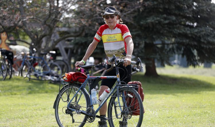Cheektowaga man logs 16,000 miles in cross-country bicycle tour