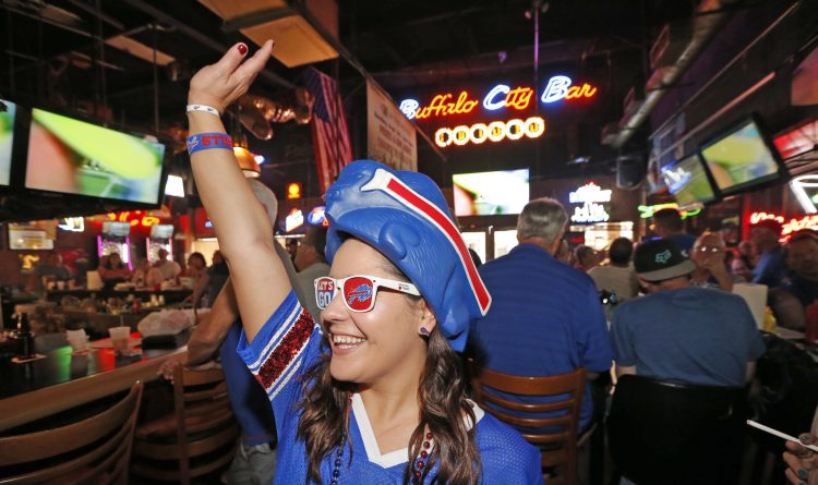 Sean Kirst: After the storm, even a Bills loss feels a lot like home at a Florida bar