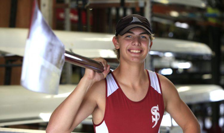 Prep Talk Male Athlete of the Week: Josh Costolnick, St. Joe's rowing