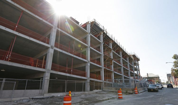 As Children's Hospital moves, workers must decide where to park