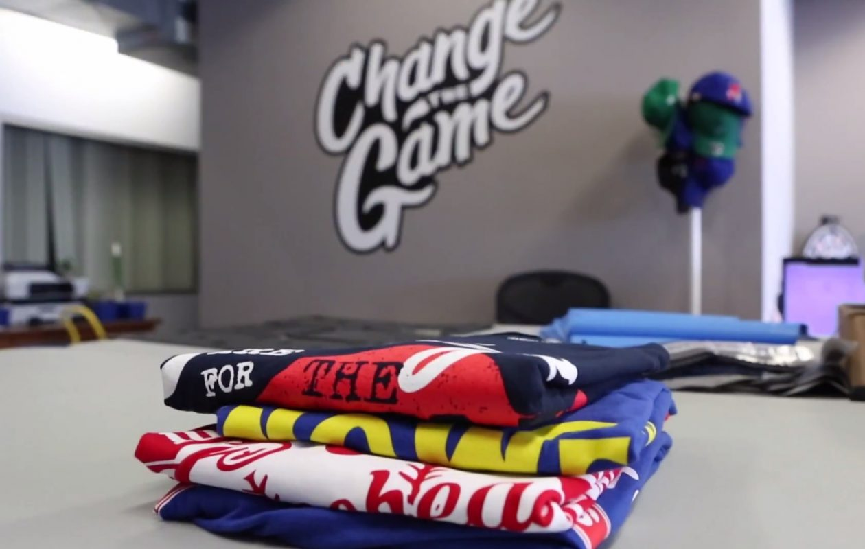 Go behind the scenes of 26 Shirts with BNblitz.com.