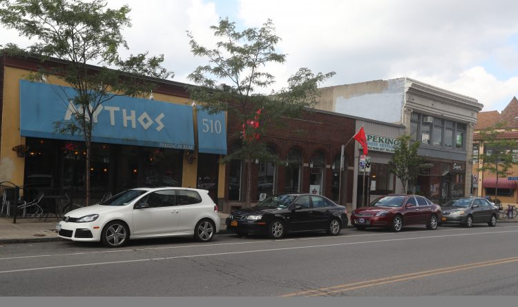 Tickets soar in Elmwood Village after alternate parking rules eased