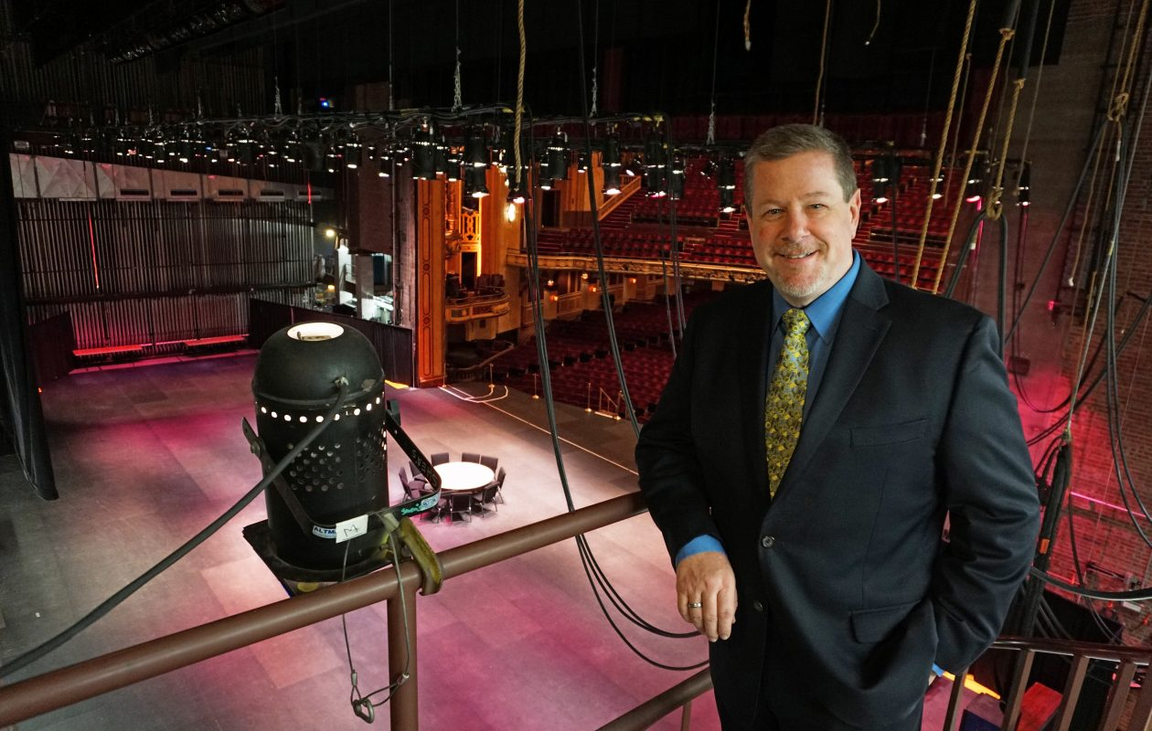 Michael Murphy, president of Shea's Performing Arts Center. (Dave Jarosz )