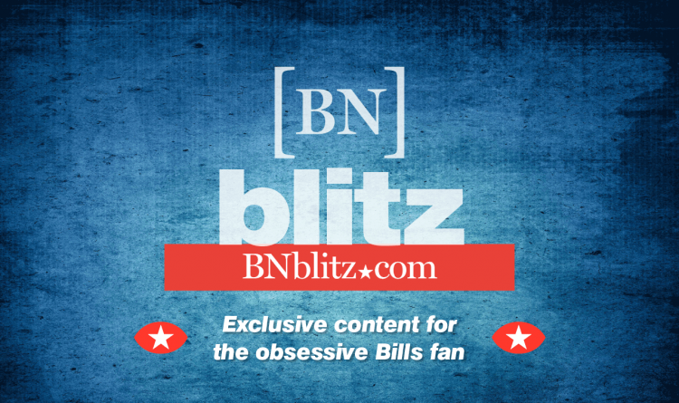 The all-new BNblitz.com: Bills coverage like you have never seen
