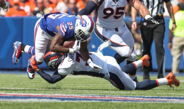 CBS' Dedes, Archuleta as solid as the Bills defense