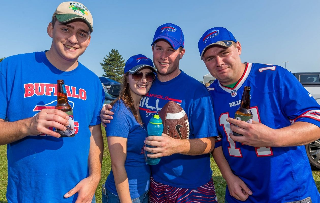 Step Out Buffalo will entertain Bills fans with a North Buffalo bar crawl on Sunday during the team's away game vs. Carolina. (Don Nieman/Special to The News)