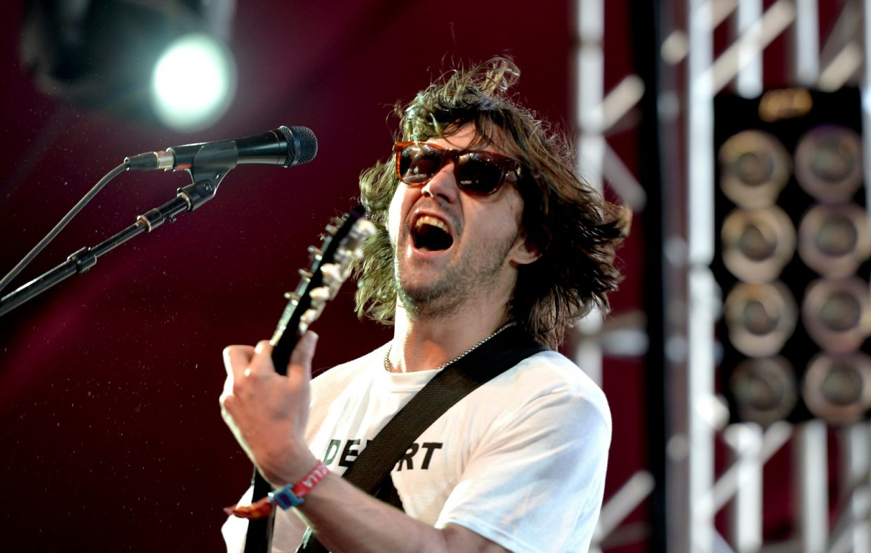 Conor Oberst returns to Buffalo for a concert in Asbury Hall at Babeville.  (Getty Images)