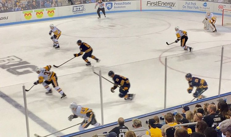 It's just a start, but Sabres' Pominville has the finish Eichel needs