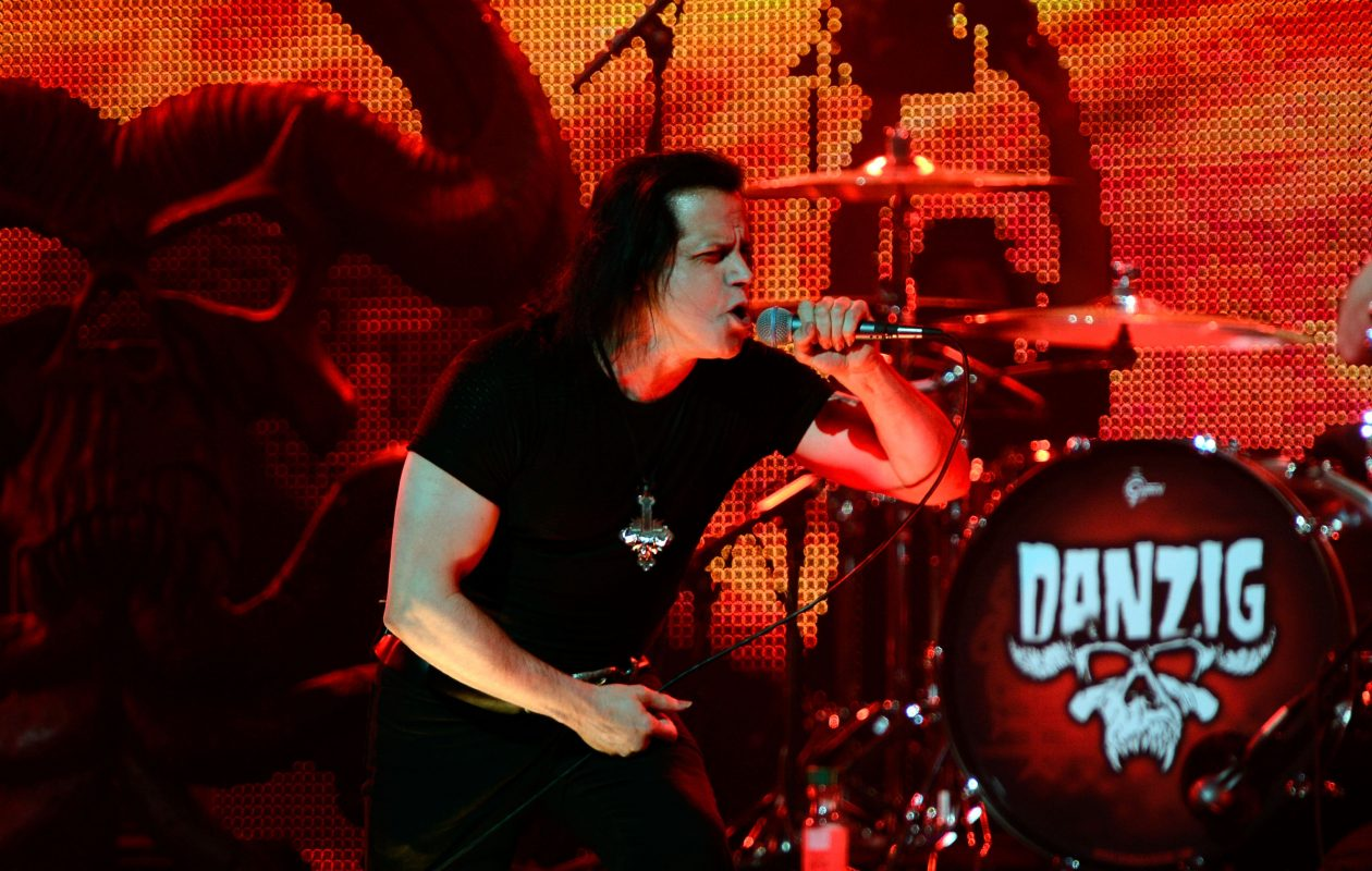 The Danzig concert scheduled for Artpark has been canceled. (Getty Images)