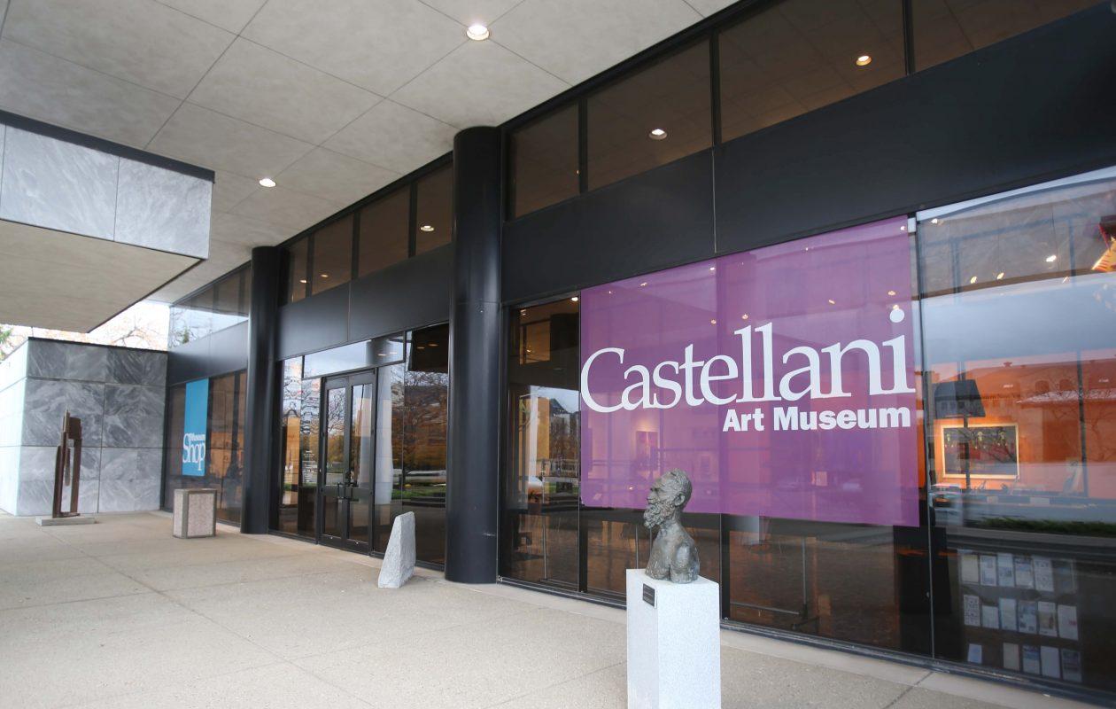 Castellani Art Museum, Niagara University. (Robert Kirkham/Buffalo News file photo)