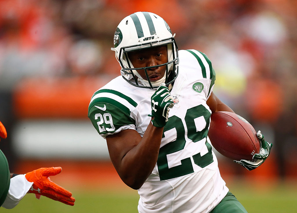 The Jets have two fantasy options at running back. Bilal Powell is the one to start. (Getty Images)