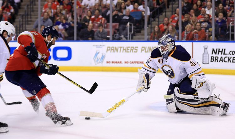 Increase in speed, aggressiveness evident with Sabres' Lehner