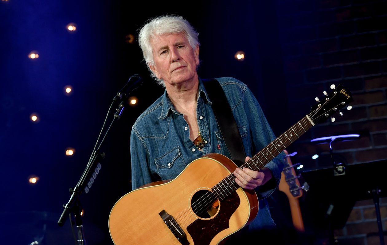 Graham Nash will perform at Asbury Hall at Babeville. (Getty Images)