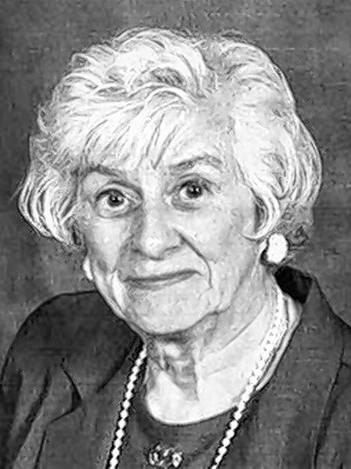 SCIUPIDER, Irene Josephine (Andzejewski)