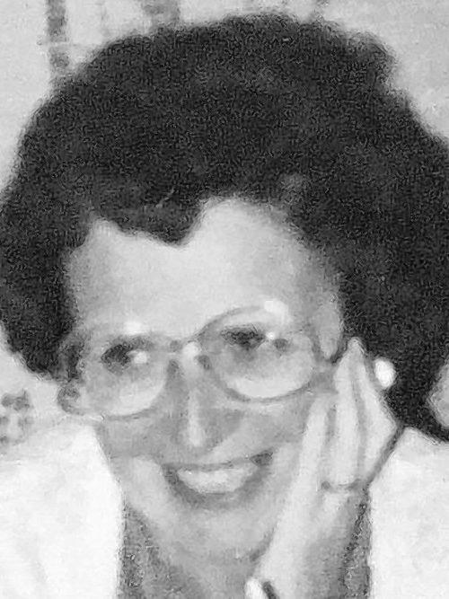 "McNAMARA, Elizabeth A. ""Betty"" (Healy)"