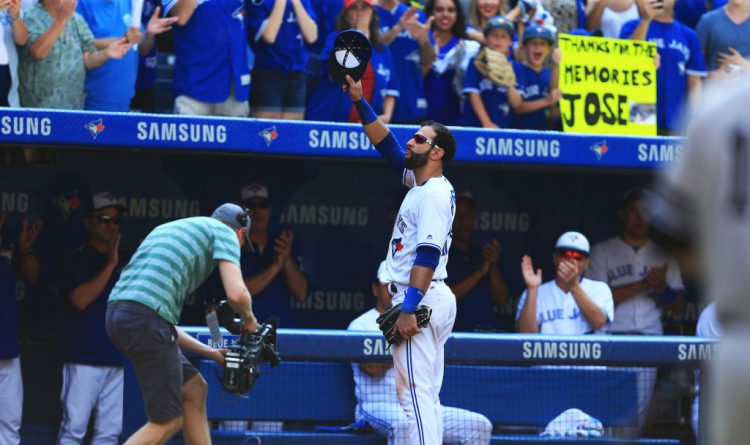 Mike Harrington: A fond farewell for Bautista in Toronto?