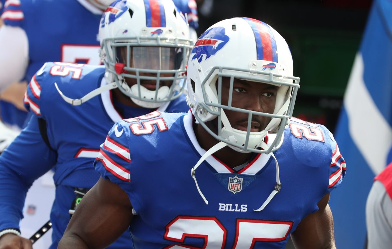 Bills running back LeSean McCoy has said he can play at a high level until he's 32 or 33.  (James P. McCoy/Buffalo News)