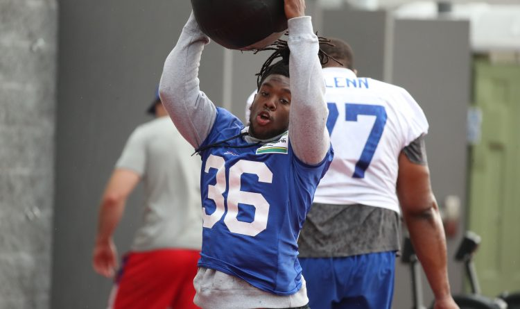 Jay Skurski's Bills Mailbag: What's up with Blanton? Is rivalry against Dolphins dead?