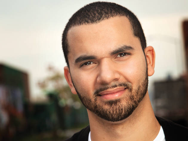 Miguel Dalmau performs two shows at Rob's Comedy Playhouse.