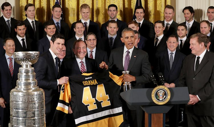Penguins say they'll visit White House