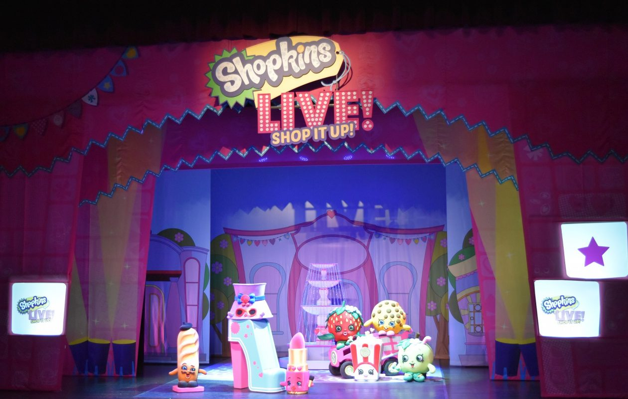 Shopkins Live! is ready to have its world premiere at the University at Buffalo Center for the Arts.