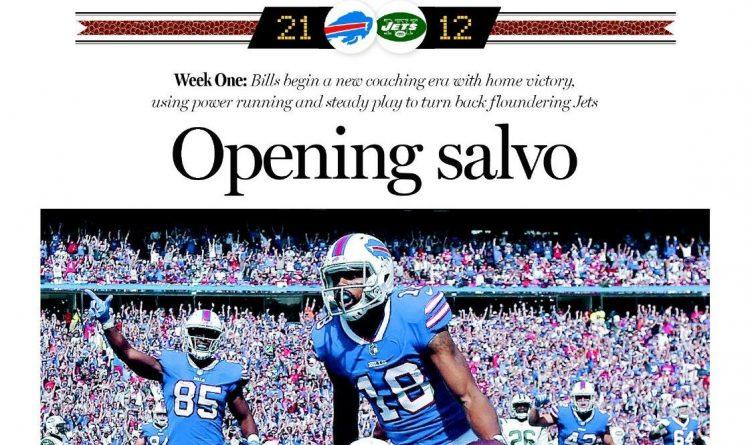 [BN] Blitz Week One: Bills 21, Jets 12