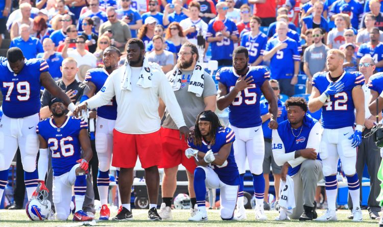 [BN] Blitz newsletter: Jim Kelly finds himself in the middle of Bills' protests