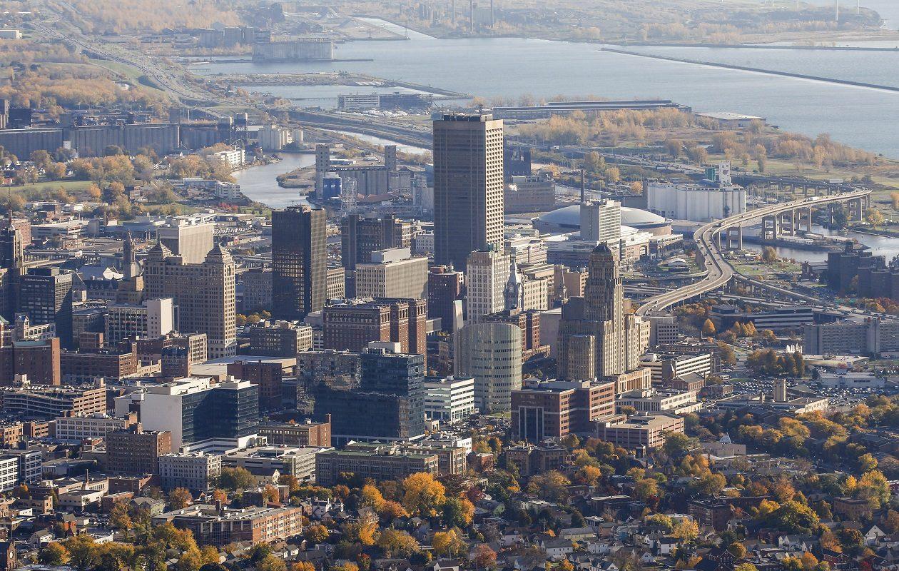 Millennials gave Buffalo a good score in an apartmentlist.com survey.  (Derek Gee/Buffalo News file photo)