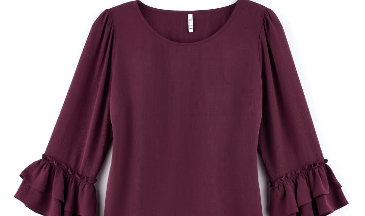 Need a fall wardrobe update? Add some color to your basic black clothes