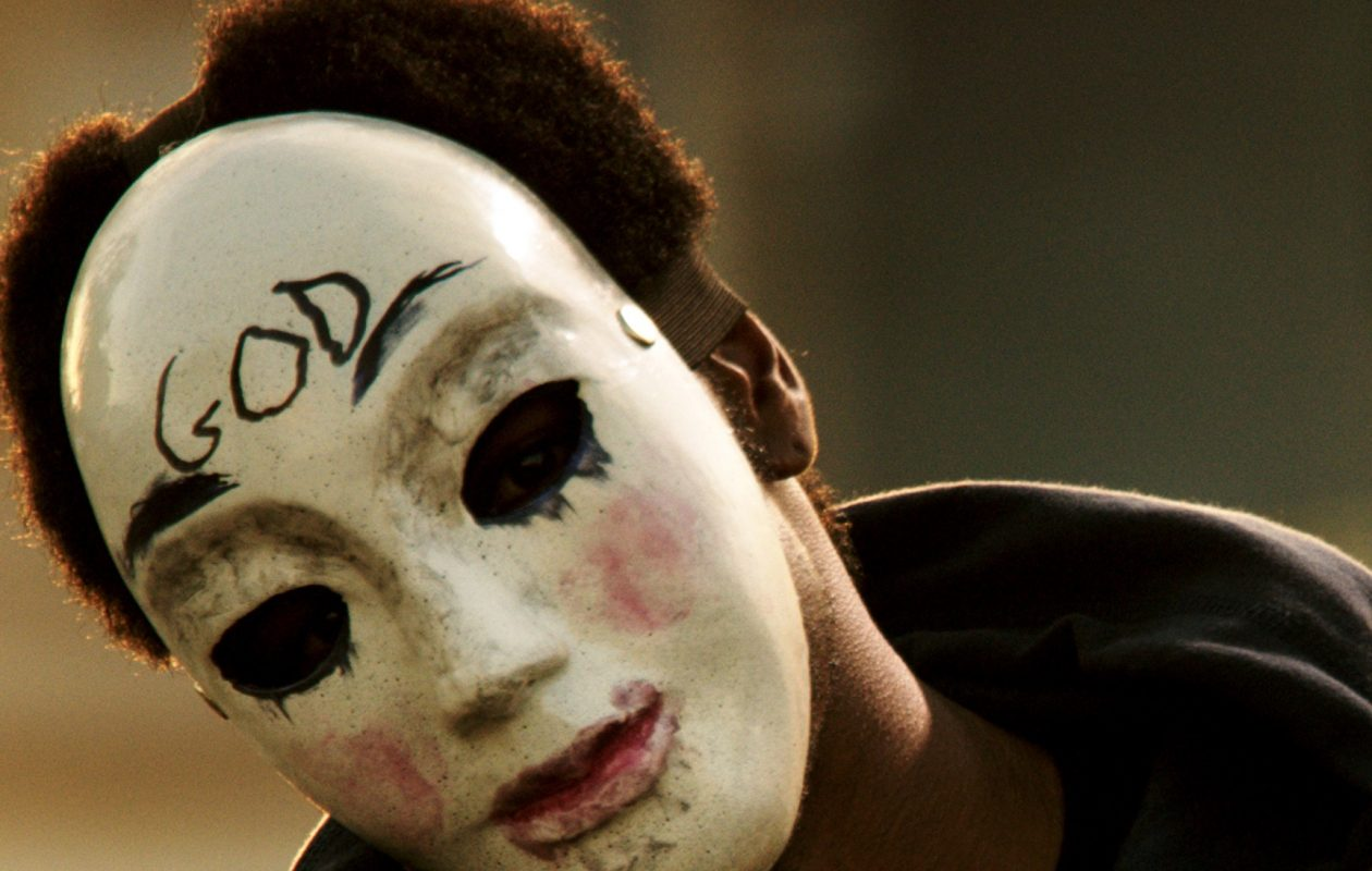 This image released by Universal Pictures shows a scene from The Purge: Anarchy. (AP Photo/Universal Pictures)