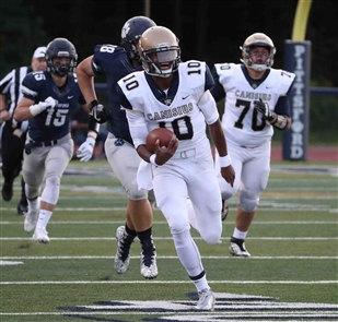 Canisius 42, Pittsford 27