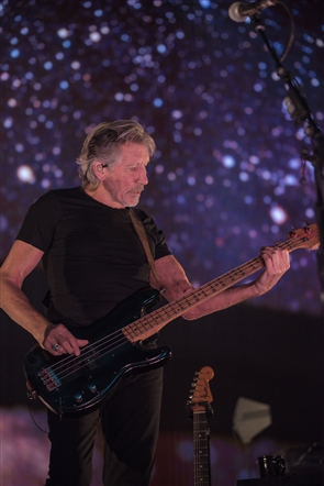 Roger Waters in concert at KeyBank Center