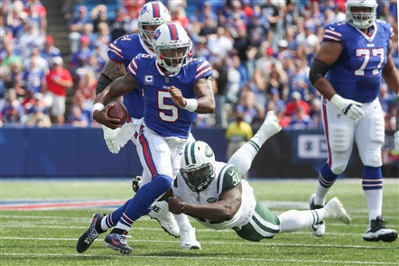 Bills 21, Jets 12: Through the lens of James P. McCoy