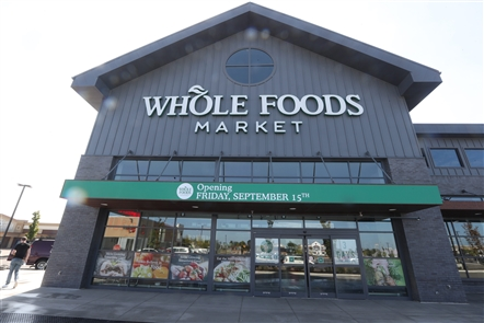 Tour the new Whole Foods Market in Amherst