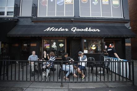 Mister Goodbar on Elmwood spans generations