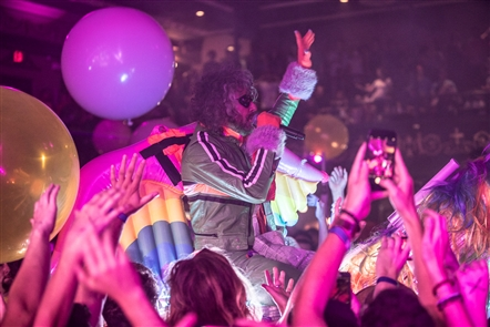 The Flaming Lips take on Rapids Theatre