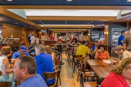 Explore Pub at the Park, formerly Pettibones