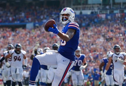 Bills 26, Broncos 16: Our Favorite Photos