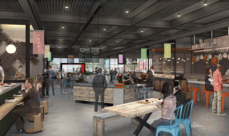 Fashion Outlets to get food hall – but don't call it a food court
