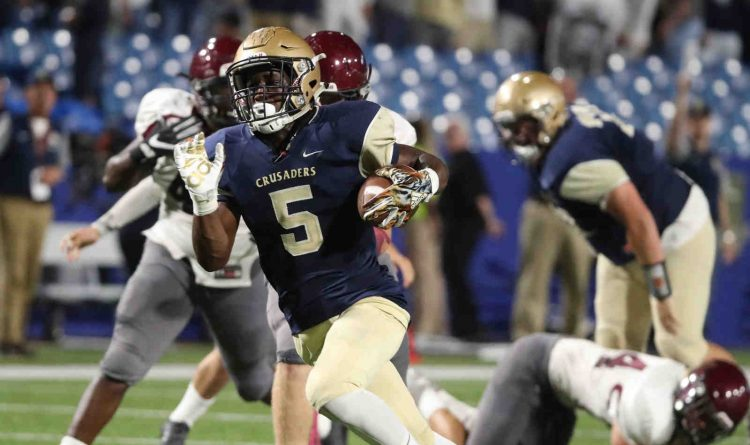 Canisius' Jamison earns Prep Talk Football Player of the Week honor