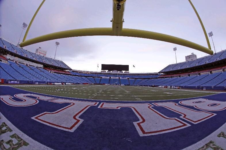 "The Bills and Airbnb have teamed up for a ""Suite Dreams at New Era Field"" contest. (Mark Mulville/Buffalo News file photo)"