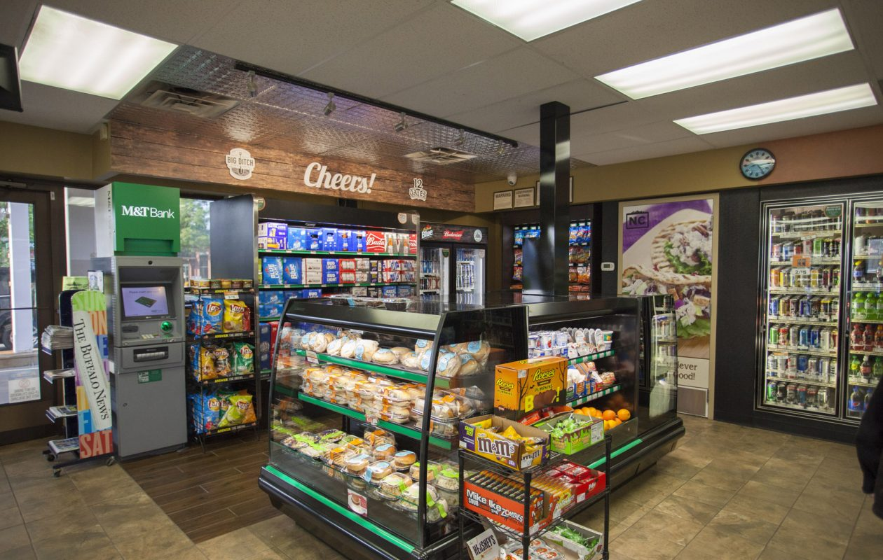 The Sanborn store will feature fresh grab-and-go food options. (Contributed photo)