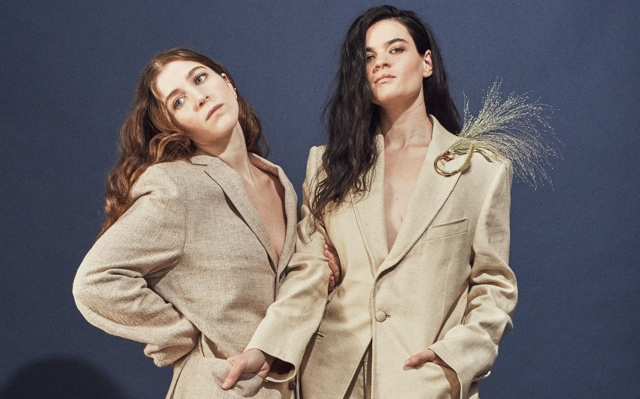 The Overcoats will perform in Mohawk Place.