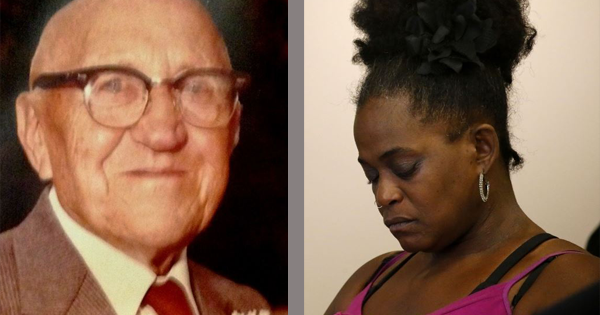 Edmund Schreiber, left,  and Saundra Adams. (Mark Mulville/Buffalo News file photos)
