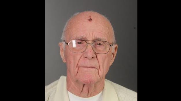 Martin Turkiewicz, 88, of Cheektowaga, has been charged with attacking his wife. (Photo courtesy Erie County Sheriff's Office)