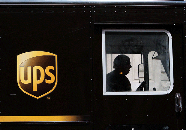 UPS employees are among those impacted by pension cuts. (Getty Images)